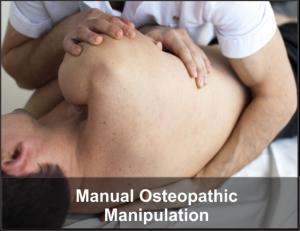 Manual Osteopathic Manipulation